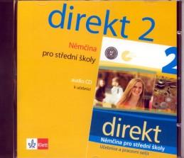 Direkt 2 - Němčina pro SŠ - CD