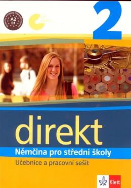 Direkt 2 – Němčina pro SŠ - Učebnice a pracovní sešit