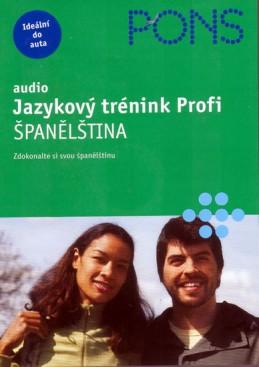 Audio Jazykový trénink Profi - Španělština - 2 CD a textovou přílohu