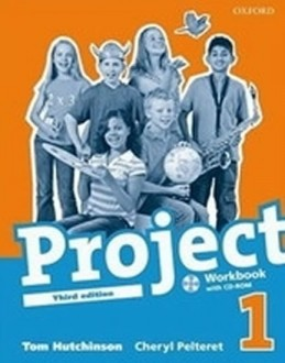 Project the Third Edition 1 Workbook CZ