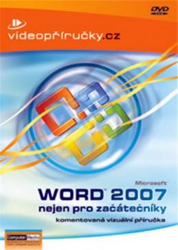 Videopříručka Word 2007 nejen pro začátečníky - DVD