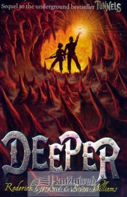 Deeper - Hlouběji do Podzemí - anglicky