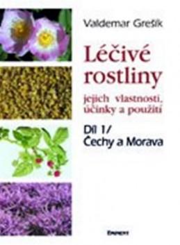 Léčivé rostliny 1 - Čechy a Morava