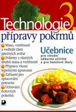Technologie přípravy pokrmů 3 - 2. vydání