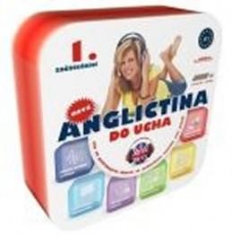 Angličtina do ucha 1. pro začátečníky - 10 audio CD + 1xCD ROM