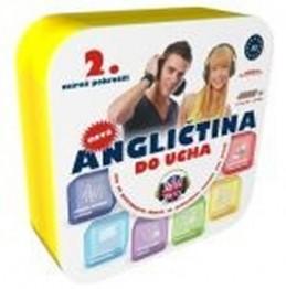 Angličtina do ucha 2. pro mírně pokročilé - 10 audio CD + 1xCD ROM
