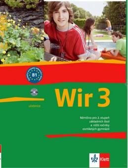 Wir 3 - Učebnice