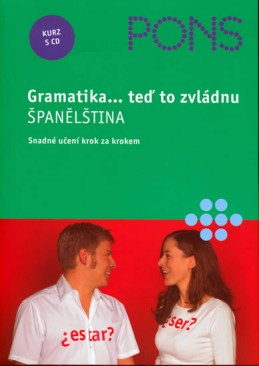 Španělština - gramatika + CD(teď to zvládnu)