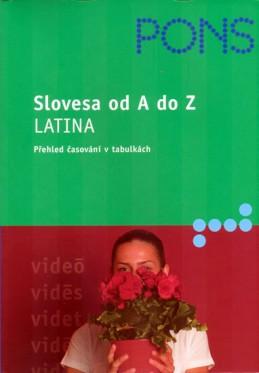 Slovesa od A do Z - Latina