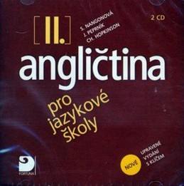Angličtina pro jazykové školy II. - Nová - 2CD
