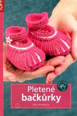 Pletené bačkůrky - Pro miminka