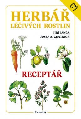 Herbář léčivých rostlin 7 - Receptář