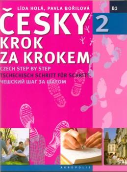 Česky krok za krokem 2 + CD