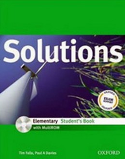 Maturita Solutions Elementary Student´s Book with MultiROM Pack CZ
