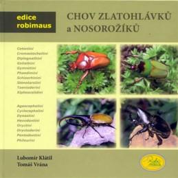 Chov zlatohlávků a nosorožíků - Edice Robimaus