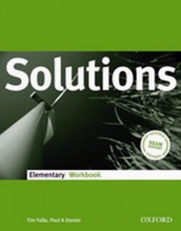Maturita Solutions Elementary Workbook CZEch Edition