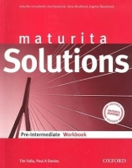 Maturita Solutions Pre-Intermediate Workbook CZ