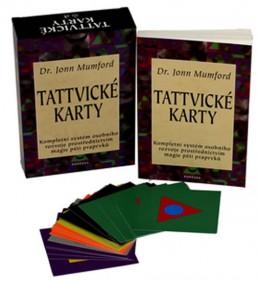 Tattvické karty - kniha a 26 karet