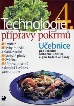 Technologie přípravy pokrmů 4 - 2. vydání