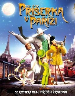 DVD 60614 - Příšerka v Paříži
