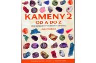 Kameny 2 od A do Z - Více než 200 nových lečivých krystalů