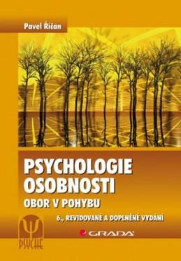Psychologie osobnosti - Obor v pohybu - Říčan Pavel