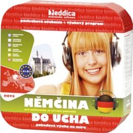 Němčina do ucha - CD - neuveden