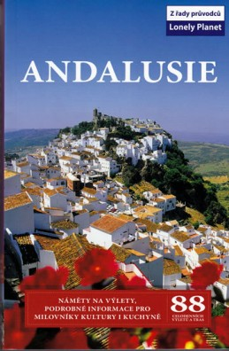 Andalusie - Lonely Planet - neuveden