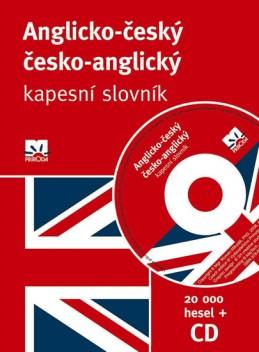 Anglicko-český,česko-anglický kapesní slovník + CD - neuveden