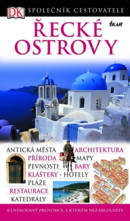 Řecké ostrovy - Společník cestovatele - Dubin Marc