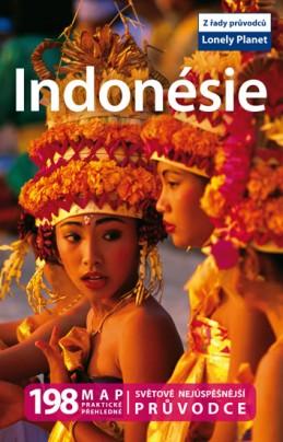 Indonésie - Lonely Planet - neuveden