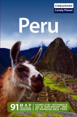 Peru - Lonely Planet - 2. vydání - neuveden