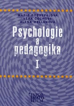 Psychologie a pedagogika I - Rozsypalová Marie