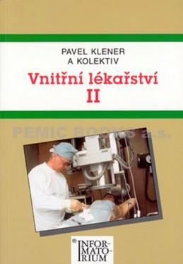 Vnitřní lékařství II - Klener Pavel