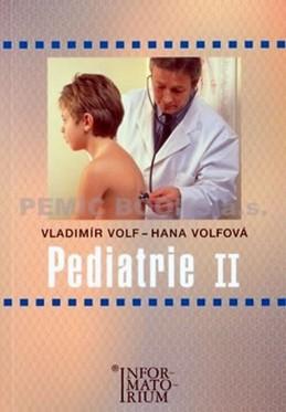 Pediatrie II - Volf Vladimír, Volfová Hana