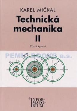 Technická mechanika II - Mičkal Karel