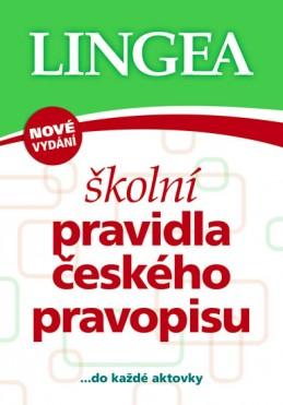 Školní pravidla českého pravopisu… do každé aktovky - 2. vydání - neuveden