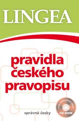 Pravidla českého pravopisu + CD - neuveden