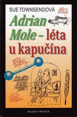 Adrian Mole - léta u kapučína - 2. vydání - Townsendová Sue