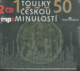 Toulky českou minulostí 1-2 - CD - neuveden