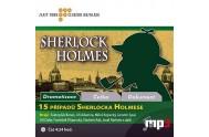 15 případů Sherlocka Holmese - CD