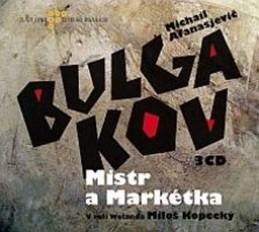 Mistr a Markétka - 3CD - Bulgakov Michail Afanasjevič