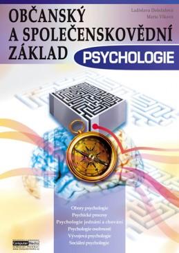 Psychologie - Občanský a společenskovědní základ - Doležalová Ladislava, Vlková Marie