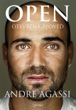 Open - Otevřená zpověď - Agassi Andre