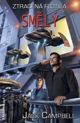 Ztracená flotila 2 - Smělý - Campbell Jack