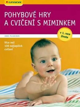 Pohybové hry a cvičení s miminkem - Pulkkinen Anne