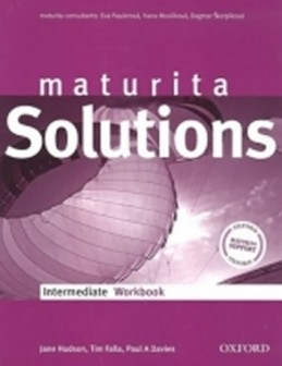 Maturita Solutions Intermediate WorkBook - Falla Tim, Davies Paul A.