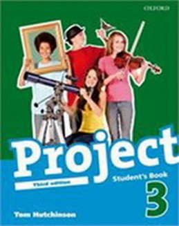 Project the Third Edition 3 Workbook CZ - Hutchinson Tom