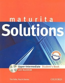 Maturita Solutions Upper-intermediate Student´s Book - Falla Tim, Davies Paul A.