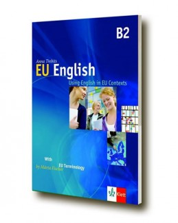 EU English - Using English in EU Contexts + CD - Trebits Anna, Fischer Márta